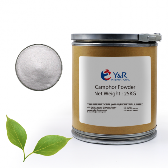 Chemical camphor powder